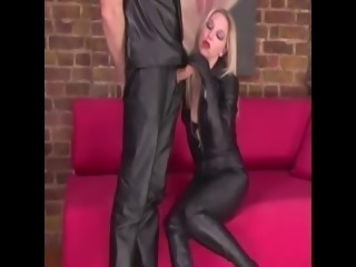 Domina has a craving for hard cock