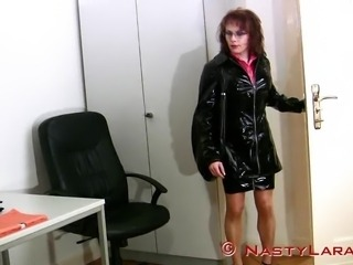 Nasty Lara - Office Amusement
