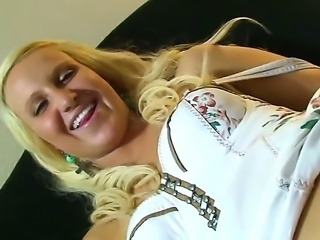 AS cute white bitch fucking as black cock in the open