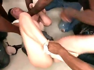 Bobbi Starr,Jon Jon and Karlo Karrera,Nat Turner,Rico Strong and Tee Reel in...