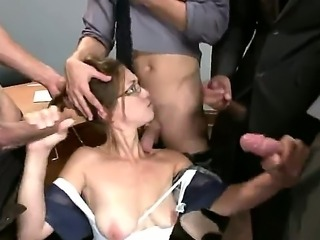Audrey Rose meets with her thesis review committee only to find out that they...