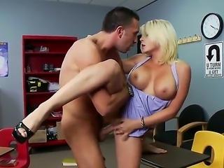 Hardcore fucker guy Keiran Lee naughtily fucking Madison Ivys mouth and gets...
