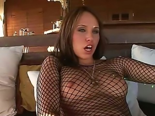 Debbie White and Alexa are paralyzed by the sheer immensity of this dick and...