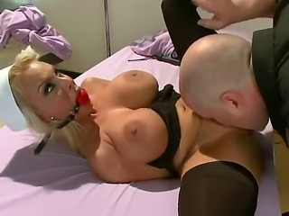 This filthy big titted nurse Holly