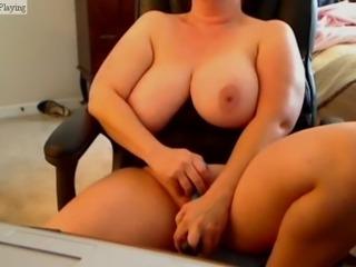 Big Boobs Masturbation