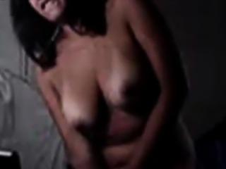 Sexy Chick Masturbating