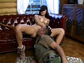 Keiran Lee is one hard-dicked stud who loves screwing Amy Ried