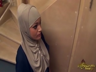 Arab maid anal from france free