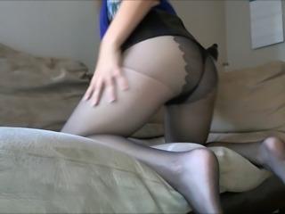 Follow my Instruction's Pantyhose