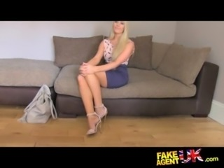 FakeAgentUK South African sex bomb in a delicious casting free