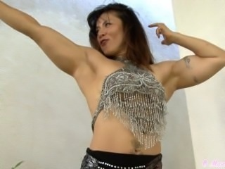 Asian Muscle Tomoko K. 16