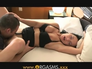 ORGASMS Wife fucks brother in-law