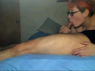 Nerdy Redhead With Amazing Tits 5 Bondage Sucks.mp4