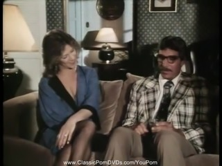 Marilyn Chambers Fucks Nerd Harry Reems