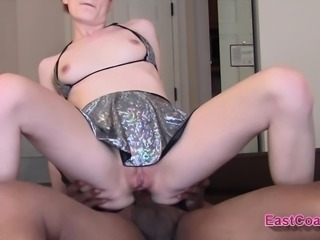 Ava Little - Black Dick in my ass