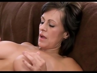 Experienced milf fucks young guy.