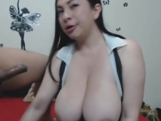 Monster Tits Latin Milf Fucked Doggy And Cowgirl
