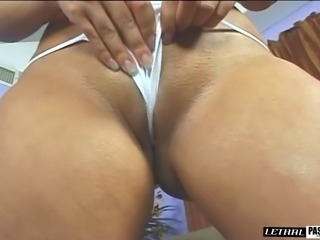 Big booty chubby riding big cock hardcore while moaning