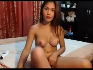 Real Angel Shemale Big Tits Porn Video TRANNYCAMS69.COM