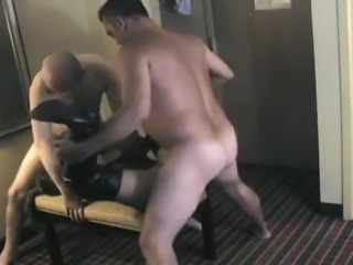 Amateur MMF threesome - Wife shared with a friend