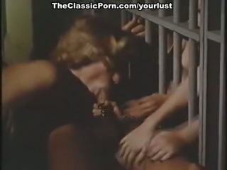 Horny vintage ladies in the prison are craving for dick