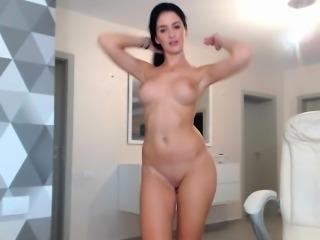 Luxury Big Tits Slut Enjoys Her Solo Time