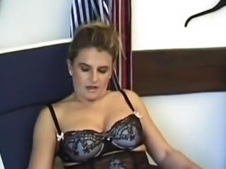 Eine der geilsten Frauen