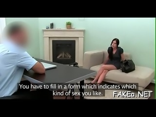 Porn casting daybed hd