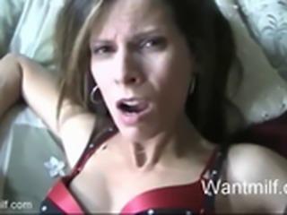 Fucking hot home Skinny MILF Asshole on wantmilf.com