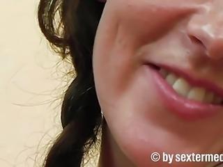 Marie beim Sex Casting