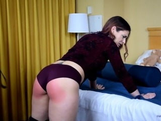 Never Leaving Home - (Spanking)