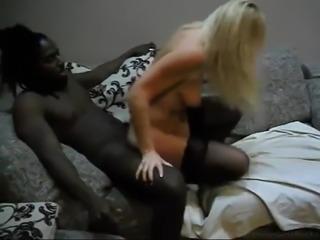 Anya with black
