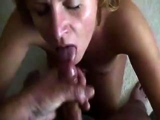 MILF Blowjob Blonde Woman Fucking Hardcore 00