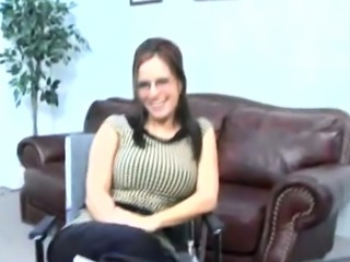 Alluring milf gives astonishing oral sex with her wet throat
