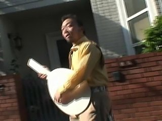 Asian Amateur housewife