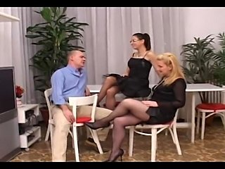 Two horny bitches wants group sex.