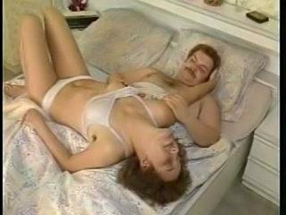 Dutch unshaven mature has sex