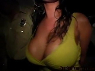 Ava devine, big tit thug milf arrested and punished  free