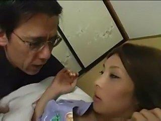 Asian ladyboy sucker