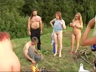 Hot russian outdoor party redtube free amateur porn videos,  free