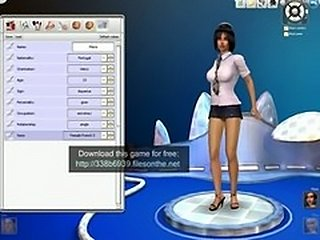Award winning 3d porn sex game