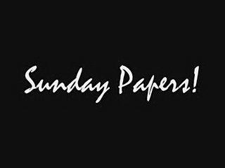 Sara sunday papers