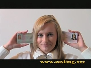 Casting - anal creampie special  free