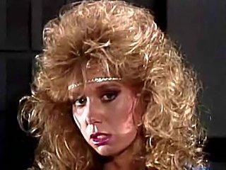 Sheena Horne from Sex Aliens vintage movie